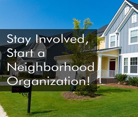 Neighborhood Organizations