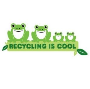 Recycling is Cool