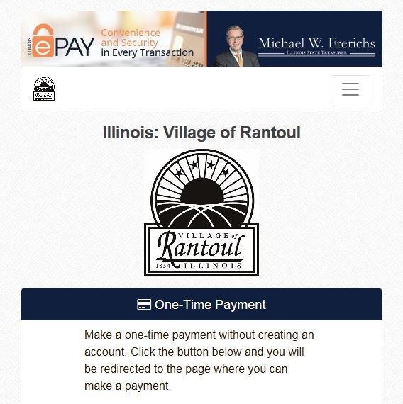 Illinois E-pay
